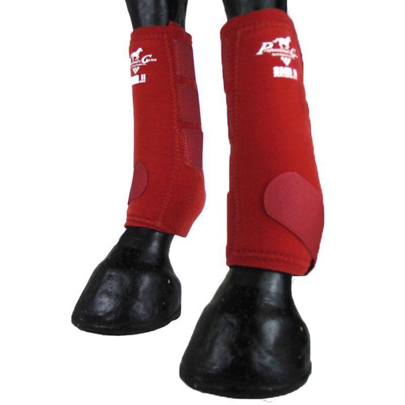 Caneleira com Boleteira Professional Choice SMB II Vermelha