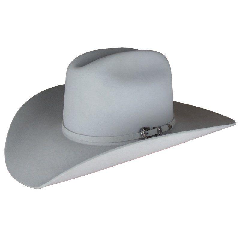 Chapéu de Pelo Rodeo King 7X Crystal