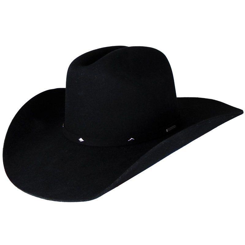 Chapéu de Pelo Stetson Tradicional 3x 13507