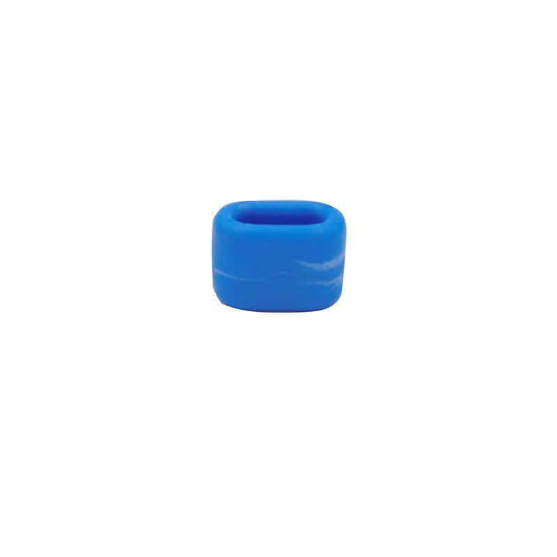 Charroa de Plastico Azul