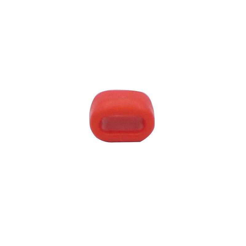 Charroa de Plastico Vermelho