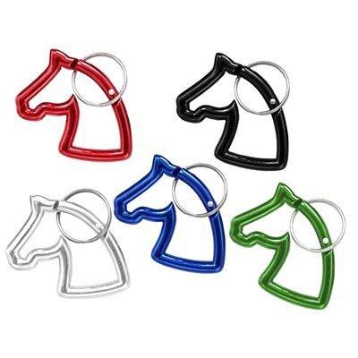 Chaveiro de Cavalo Com Mosquetão