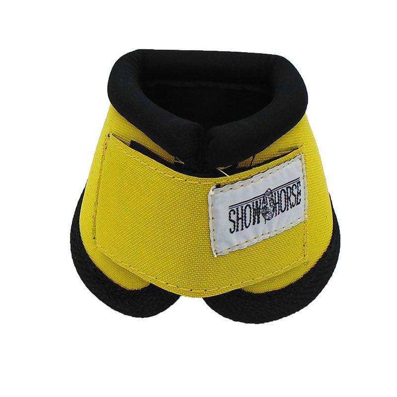 Cloche Protetor de Casco de Neoprene Amarelo