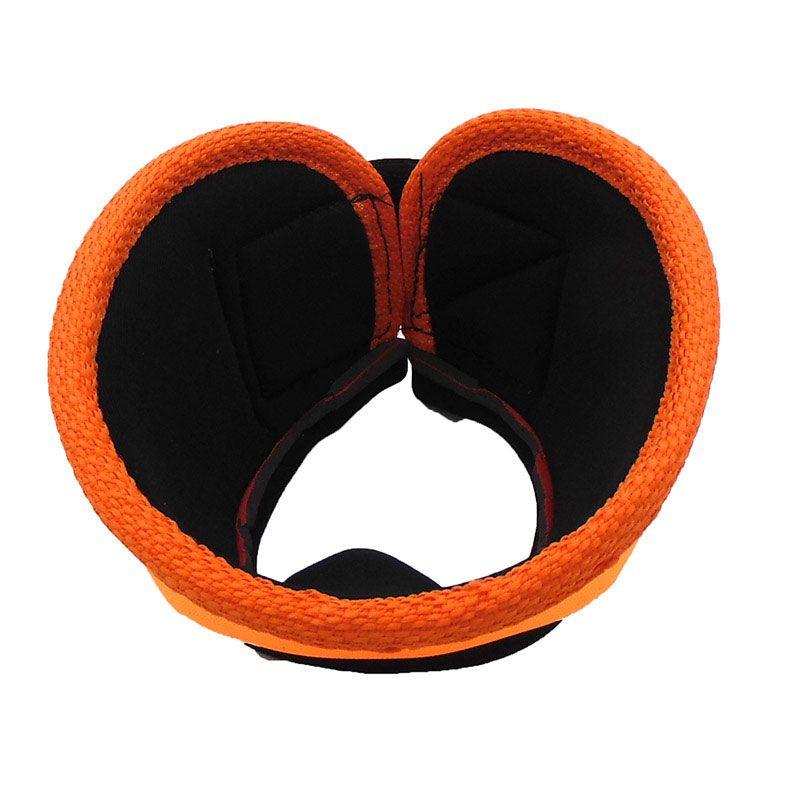 Cloche Protetor de Casco de Neoprene Laranja