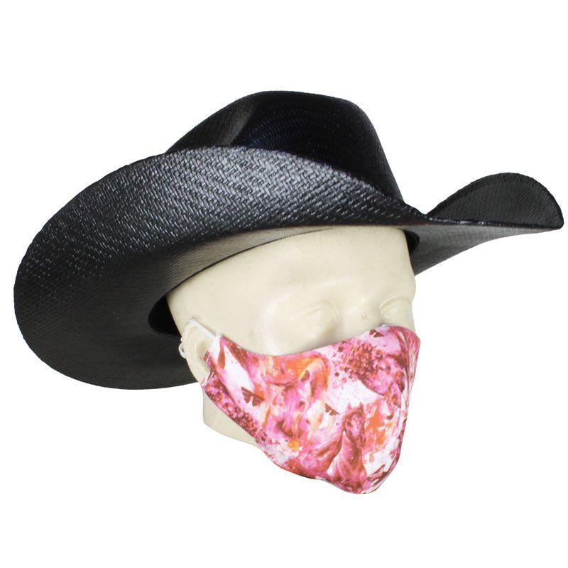 Máscara Country Feminina #3