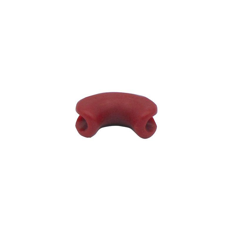 Cordova de Plástica Vermelha Importada