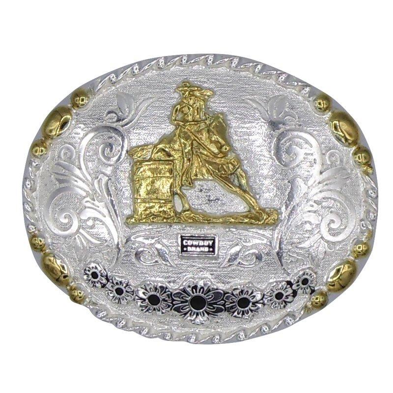 Fivela Cowboy Brand Tambor