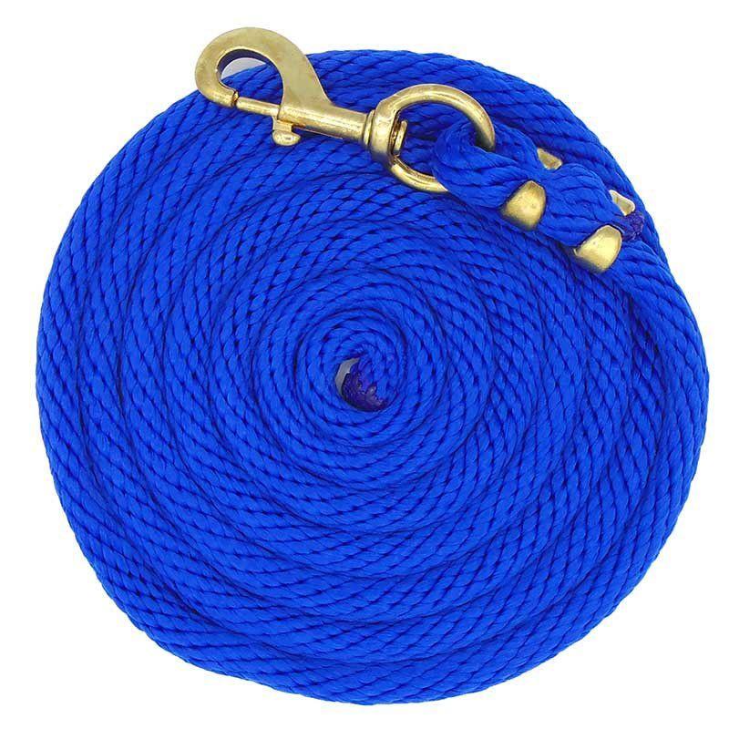 Cabresto com Guia Azul Weaver Importado