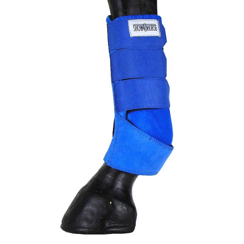 Kit Caneleira Com Skid Boot Azul