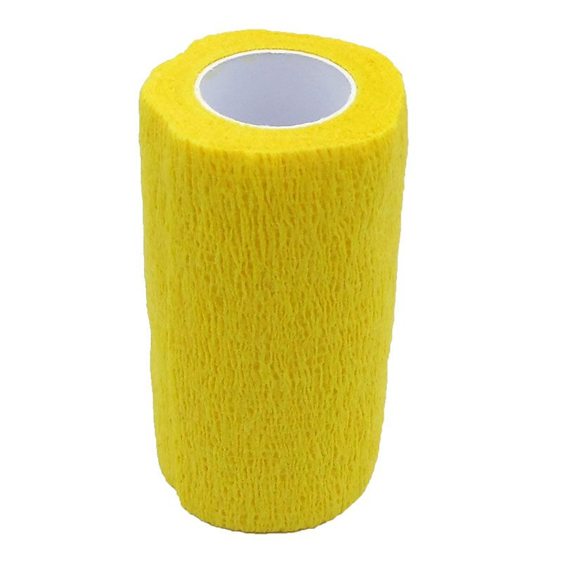 Liga Adesiva de Trabalho Amarela Importada