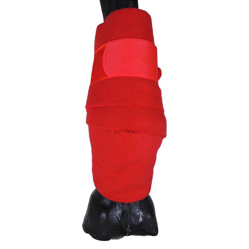 Liga de Descanso Vermelha Polo Wraps