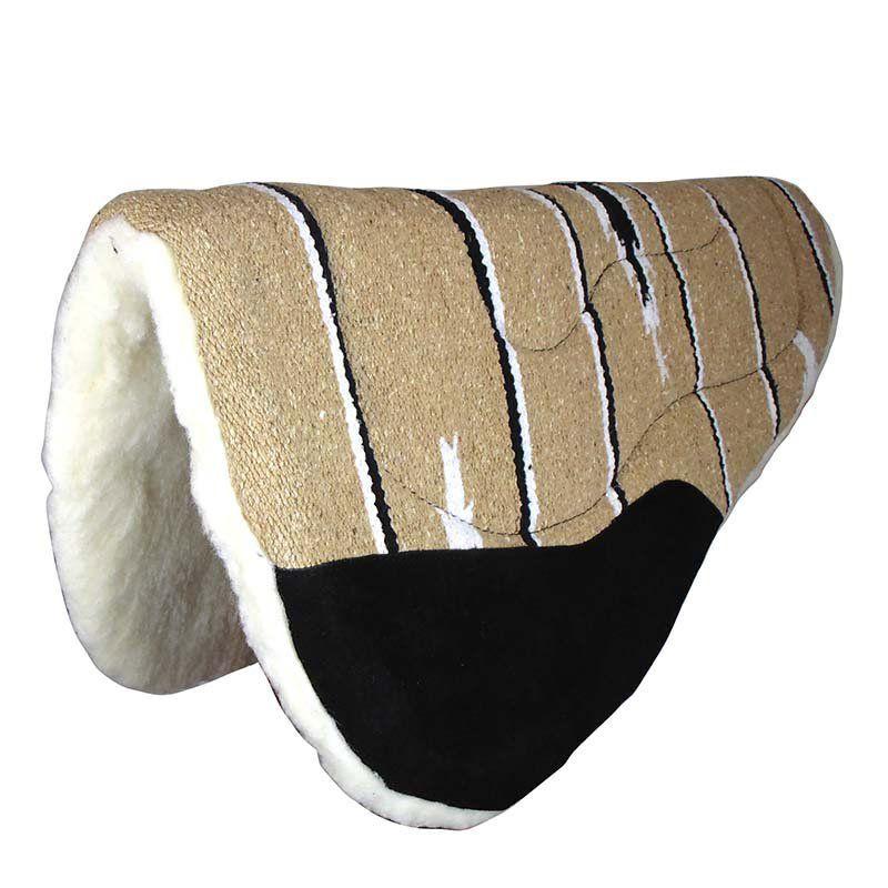 Manta Para Cavalo de Tambor Importada Navajo Bege