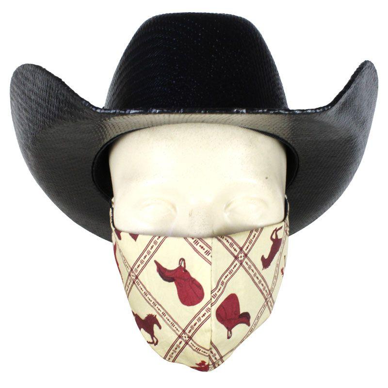 Máscara Country Feminina #4