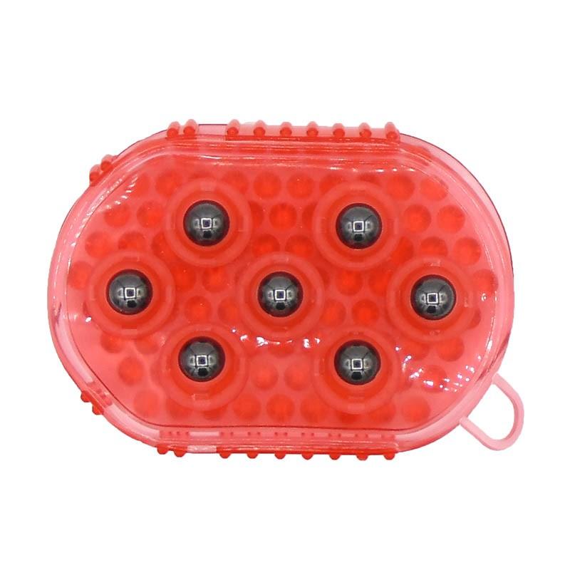 Massageador Magnético Vermelho