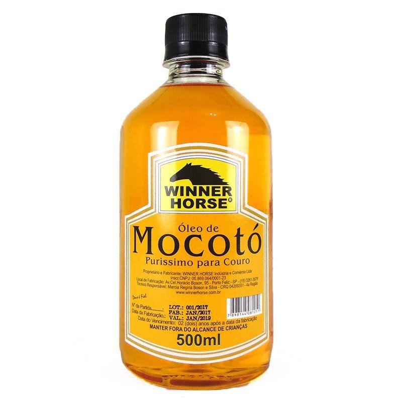 Óleo de Mocotó para Couro Winner Horse