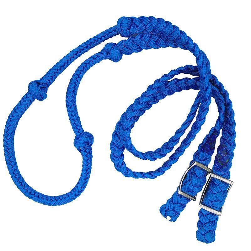 Redea de Cavalo de Nylon para Tambor Azul Royal