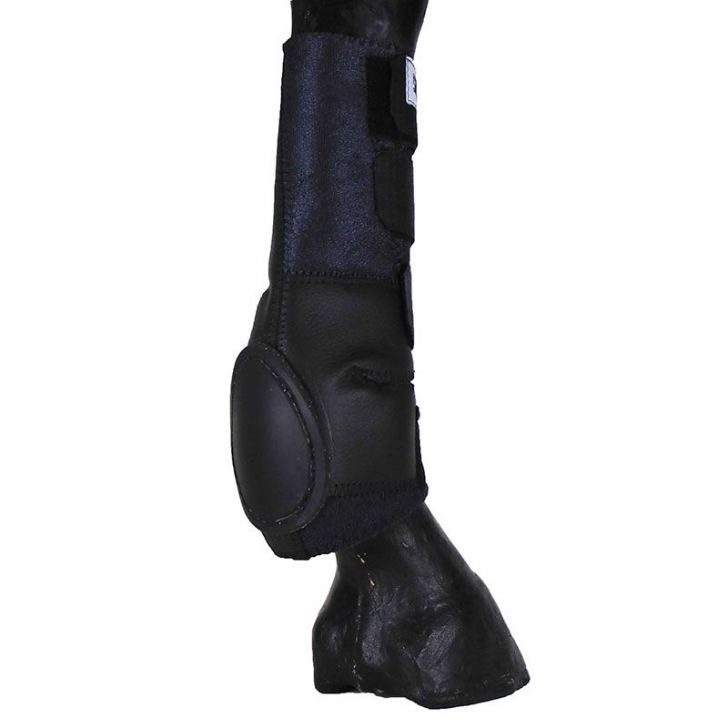 Skid Boot Caneleira Traseira Preta
