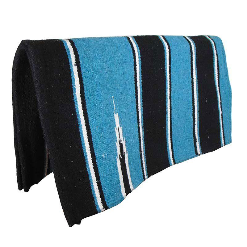 Sobremanta Para Cavalo Navajo Azul Turquesa