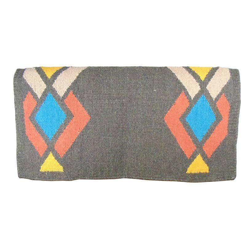 Sobremanta Para Cavalo Weaver Navajo Cinza