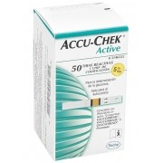 Accu-Chek Active Tiras Reagentes c\ 50 Unidades