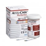 Accu-Chek Performa Tiras com 50 unidades
