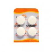 Anador com 4 Comprimidos