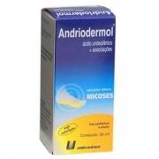 Andriodermol Líquido com 50ml