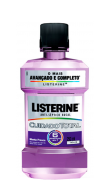 Anti Septico Bucal Listerine Cuidado Total 250ml