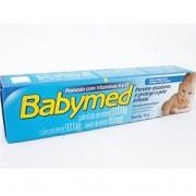 Babymed Menino Previne Assaduras e Protege a Pele Irritada com 45g