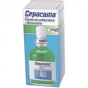 Cepacaina Spray com 50ml