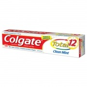 Creme Dental Colgate Total 12 Clean Mintl 90g