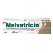 Creme Dental Malvatricin Plus com Fluor com 50g