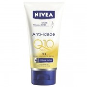 Creme Para as Maos Anti Idade Nivea Q10 Plus com 75g