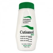 Cutisanol Po Antisseptico Cicatrizante Secativo com 150g