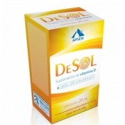 DeSol Vitamina D Sabor Doce de Leite com 20ml