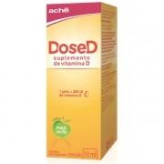 DoseD com 10 ml