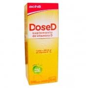 DoseD com 20 ml