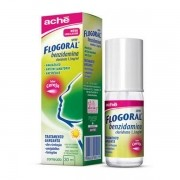 Flogoral Spray Cereja com 30ml