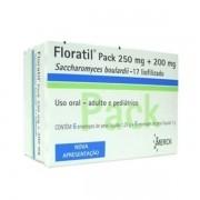 Floratil Pack 250mg + 200mg c\ 6 Envelopes