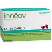 Innéov Nutri-Care D com 60 Cápsulas