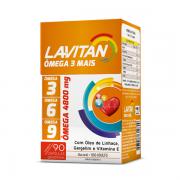 Lavitan Ômega 3 Mais com 90 Cápsulas