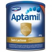 Leite Aptamil Sem Lactose Para Lactentes com Intolerância à Lactose - 400g