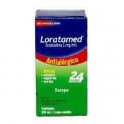Loratamed Xarope com 100ml +1 copo Medida
