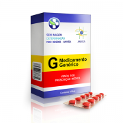 Maleato de Enalapril 20mg com 30 Comprimidos Genérico Medley