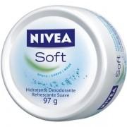 Nivea Creme Soft com 98g