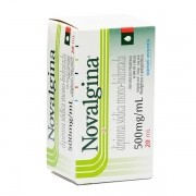 Novalgina Gotas 500mg com 20ml