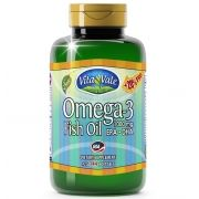 Óleo de Peixe (Fish Oil) Ômega 3 1000mg com 144 Cápsulas