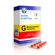 Paracetamol + Cafeína 500mg + 65mg com 20 Comprimidos