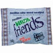 Pastilha Valda Friends 25g Mentol