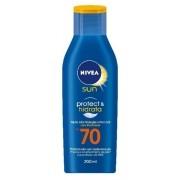 Protetor Solar Nivea Sun Protect & Hidrata FPS 70 com 200ml